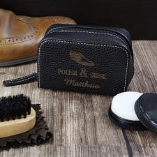Polish and Shine Shoeshine Kit