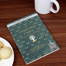 Personalised A Christmas Carol - 6 Characters