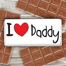 I Heart Chocolate Bar delivery to UK [United Kingdom]