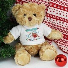 Felt Stitch Robin My 1st Christmas Teddy
