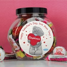 Personalised Me to You Big Heart Sweet Jar UK [United Kingdom]