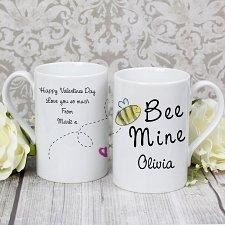 Bee Mine Windsor Mug delivery to UK [United Kingdom]