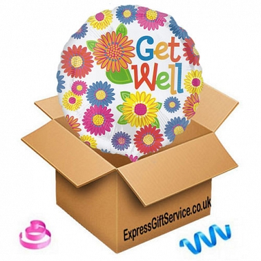 Primary Get Well Balloon Delivery UK