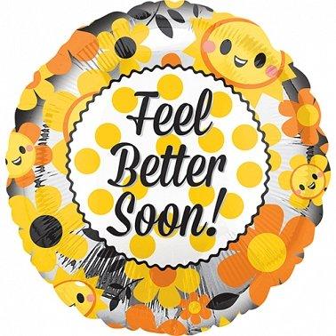 Feel Better Soon Balloon Delivery UK