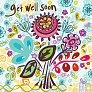 Marimba Get Well Soon Card