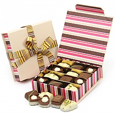 Chocolate Pralines Gift Box