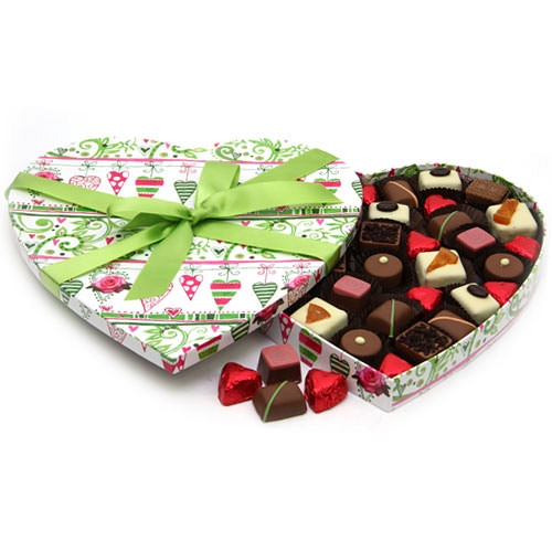 Vintage Chocolate Collection Box delivery UK
