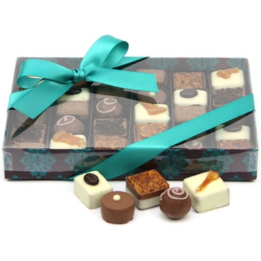 30 Damask Chocolates Gift Box