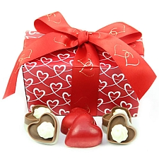 Love Chocolate Heart delivery UK