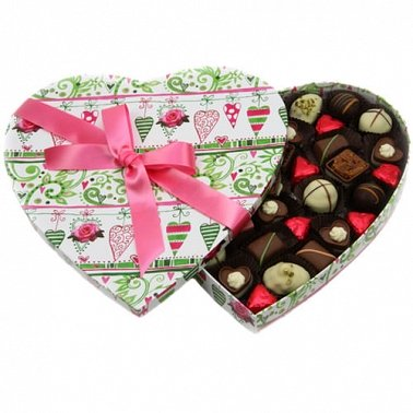 Forever Chocolate Collection Box delivery UK