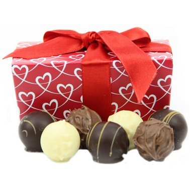 Love Truffles Selection Ballotin