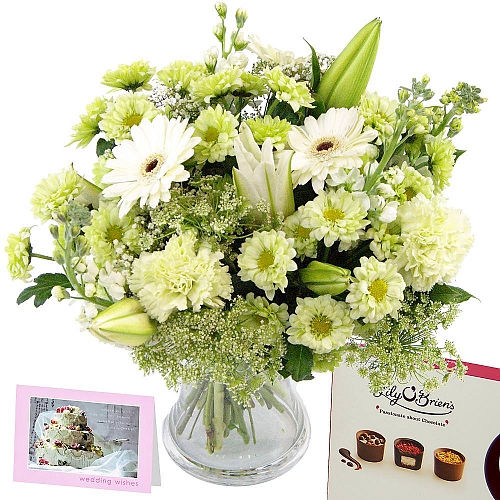 Lilies Gift Set Delivery UK