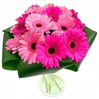 Gerbera Gem Bouquet Delivery to UK [United Kingdom]
