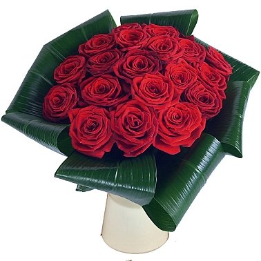 20 Luxury Red Roses delivery to UK [United Kingdom]