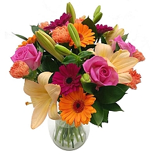 Carnival Bouquet Delivery to UK