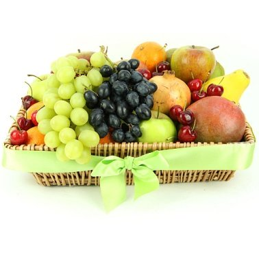 Thank You Fruit Basket delivery to UK [United Kingdom]