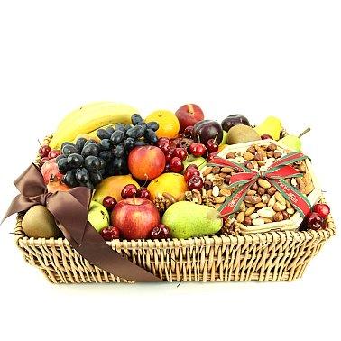 Gourmet Fruit Basket delivery to UK [United Kingdom]