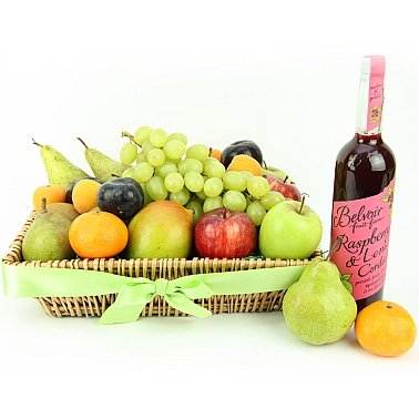 Fruit Splash Basket delivery to UK [United Kingdom]