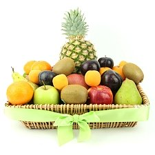 Seasons Delight Fruit Basket