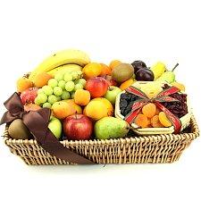 Wishful Delights Fruit Basket