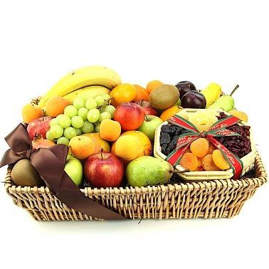 Wishful Delights Fruit Basket delivery to UK [United Kingdom]