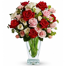 Cupid Creation Bouquet delivery to United States