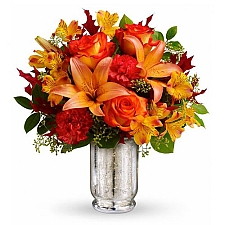 Fall Blush Bouquet delivery to United States
