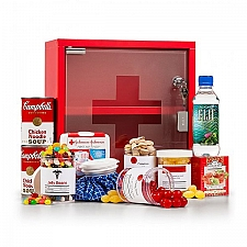 Feel Better Soon Medicine Cabinet Delivery USA