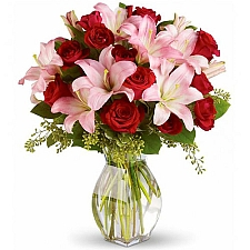 Lavish Love Bouquet delivery to United States