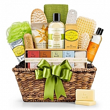Natural Harmony Spa Basket