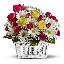 Darling Daisy Basket