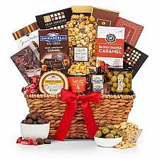 Savory Sensations Gift Basket Delivery to USA