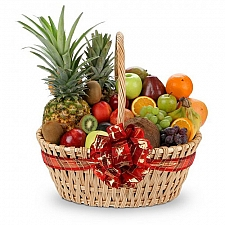 Season's Bounty Fruit Basket
