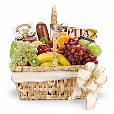 Selected Gourmet Fruit Basket