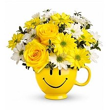 Be Happy Bouquet delivery to United States