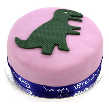 Sensational Dinosaur Birthday Cake Uk Send Dinosaur Celebration Cake By Post Funny Birthday Cards Online Chimdamsfinfo