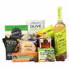 Sweet Twist Hamper