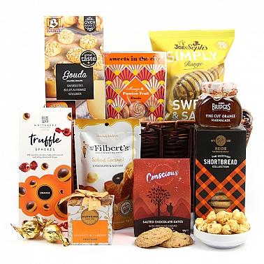 Epicurean Delights Hamper Delivery UK