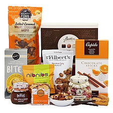 Chocolate Decadence Gift Hamper Delivery to UK