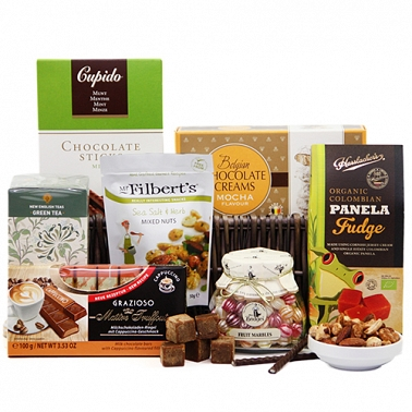 Chocolate Feast Hamper delivery to UK