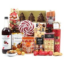Gourmet treats Hamper