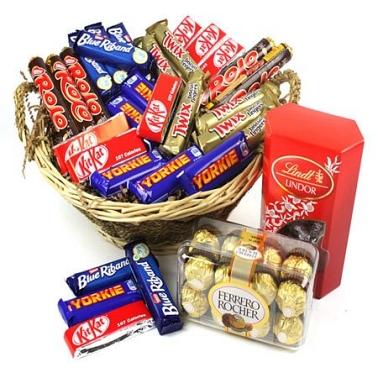 Nestle Gift Hamper delivery to UK [United Kingdom]