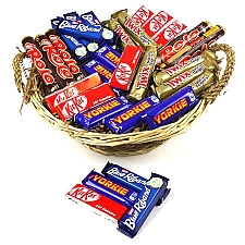 Chocolate Bite size Hamper delivery to UK [United Kingdom]