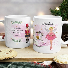 Personalised Sugar Plum Fairy Mug Delivery to UK