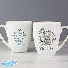 Personalised Grandad or Dad Christmas Latte Mug UK [United Kingdom]