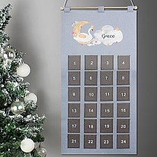 Personalised Swan Lake Advent Calendar Delivery to UK