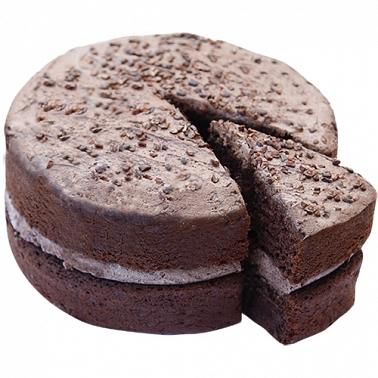 Vegan Chocolate Sponge Cake Delivery to UK