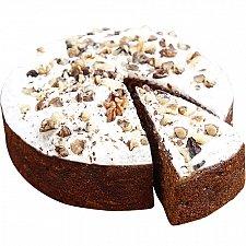 Vegan Carrot Sponge Cake
