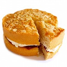 Bakewell Sponge Cake delivery to UK [United Kingdom]