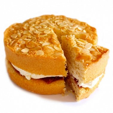 Bakewell Sponge Cake delivery to UK [United Kingdom]